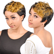 New Born Free Synthetic Hair Wig Slim Line Lace Part Wig SLW01