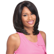 Sensationnel Synthetic Lace Front Wig Empress Edge Alyssa