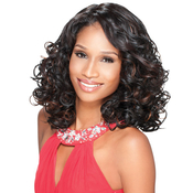 Sensationnel Synthetic Hair Wig Totally Instant Weave Handtied U Parting Blossom