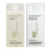 Giovanni Tea Tree Triple Treat Invigorating ShampooConditioner 2oz