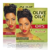 Organic Roots Stimulator Olive Oil Built In Protection NoLye Hair Relaxer