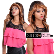 Studio Cut by Pros Synthetic Hair Wig Billowy Flip Cut