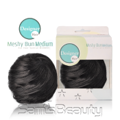APLUS Designer Hair Synthetic Hair Bun Meshy Bun Medium