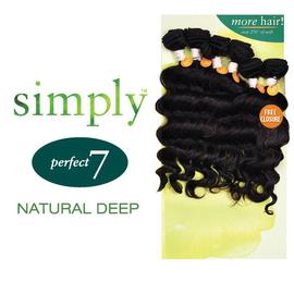 Hair Color Shown Natural Black Samsbeauty