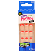 Broadway Nail 24 Nails 12 Sizes