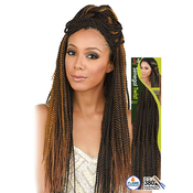 Bobbi Boss Synthetic Hair Braids Senegal Twist Braid