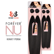 Bobbi Boss Synthetic hair Weave Forever Nu Kinky Perm