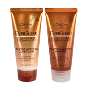 LOREAL Eversleek SulfateFree Reparative Smoothing ShampooConditioner 2oz
