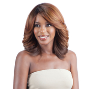 ModelModel Human Hair Blend Wig Dream Weaver Ebony
