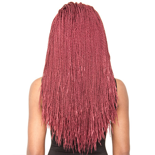 Synthetic Hair Crochet Braid Faux Remi Senegalese Bundle Rope Twist ...