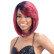 FreeTress Equal Synthetic Lace Front Wig Lace Deep Diagonal Part Sweet Blossom