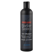 Pro Line Barber Select 2N1 Shampoo 12oz