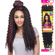 Vivica Fox Synthetic Hair Crochet Braids 2XX Ziggy Fox Locs 18