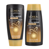 LOREAL Total Repair Extreme Reconstructing ShampooConditioner 17oz