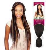 ModelModel Synthetic 100 Kanekalon Braids Premium Silky Touch Jumbo Braid