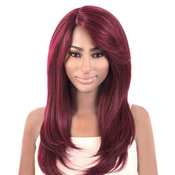 Motown Tress Synthetic Hair Lace Front Wig Lace Deep LSDPElva
