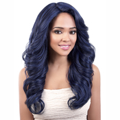 Motown Tress Synthetic Hair Lace Front Wig C Curve Deep Part DPWilla