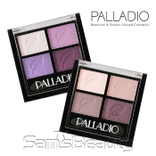 PALLADIO Herbal Eyeshadow Quad