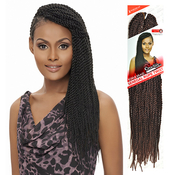 Harlem125 Synthetic Hair Braids Kima Braid Senegal Rope Twist 18