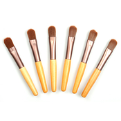 ECOTOOLS 6 Mini Bamboo Brushes