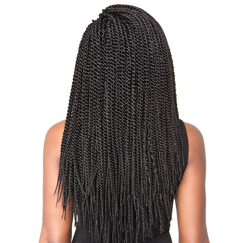 Crochet Braids Remy Hair : ISIS Synthetic Hair Crochet Braids Faux Remi Senegalese Twist (SB-1 ...