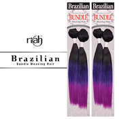 Riah Synthetic Hair Weaving Brazilian Bundle Weaving Hair BBWH