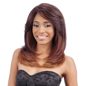 Model Model Synthetic Hair Lace Front Wig Equal Deep Invisible L Part Joy