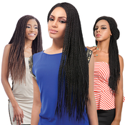 Amour Synthetic Kanekalon Braids Natty Senegalese Twist  Medium 24