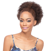Outre Synthetic Drawstring Ponytail Timeless Afro Medium