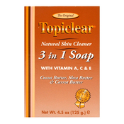 Topiclear Natural Skin Cleanser 3 in 1 Soap 45oz