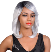 A Belle Synthetic Hair Wig A La Beaute Inez