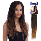 FreeTress Synthetic Hair Crochet Braids Micro Senegalese Twist
