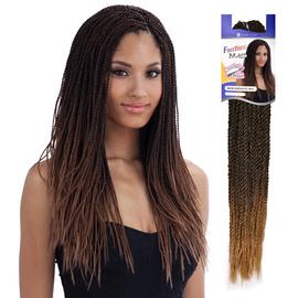 Freetress Synthetic Hair Crochet Braids Micro Senegalese Twist Samsbeauty