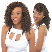 Janet Collection Synthetic Hair Braids 2X Havana Medium Mambo Twist Braid 12 14