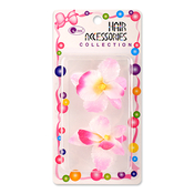 TARA Fashion Hair Flower Clips 2Pcs