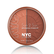 NYC New York Color Sun 2 Sun Bronzing Powder