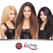 ISIS Red Carpet Synthetic Lace Front Wig Natural Deep Part RCP729 Scandal 3