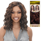 Janet Collection Human Hair Blend Weave Encore Loose Deep 4PCS