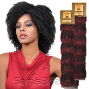Renaissance Stynthtic Hair Weave Mink Softtex 6PCS