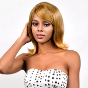 Fashion Design Synthetic Hair Wig Love Touch Collection 716 Yaky Light