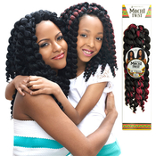 Harlem125 Synthetic Hair Crochet Braids Mochi Twist 14