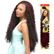 Outre Synthetic Hair Crochet Braids XPression Braid Bohemian Curl 24