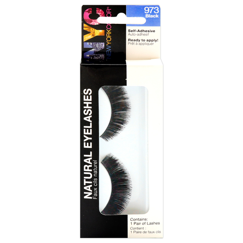 NYC New York Color Glamour Eyelashes - SamsBeauty