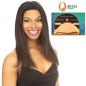 ORemi Unprocessed Brazilian Virgin Remy Human Hair Lace Front Wig 12X3 Silk Base Lace Frontal Wig BVWF42