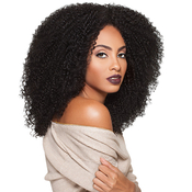 Outre Synthetic Lace Front Wig Big Beautiful Hair 3CWhirly