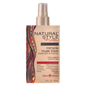 Natural Style by FUBU Miracle Must Have Treatment AMP; Finisher 4oz
