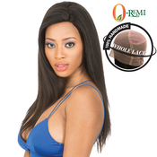 ORemi Unprocessed Brazilian Virgin Remy Human Hair Whole Lace Wig 360 Lace Frontal Lace BVWW91