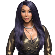 Vivica Fox Synthetic Lace Front Wig Deep Swiss Lace Paviola
