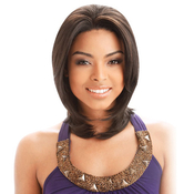 Janet Collection Synthetic Hair Whole Lace Wig Angela