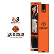 Bobbi Boss Remy Human Hair Weave Genesis Natural Yaky